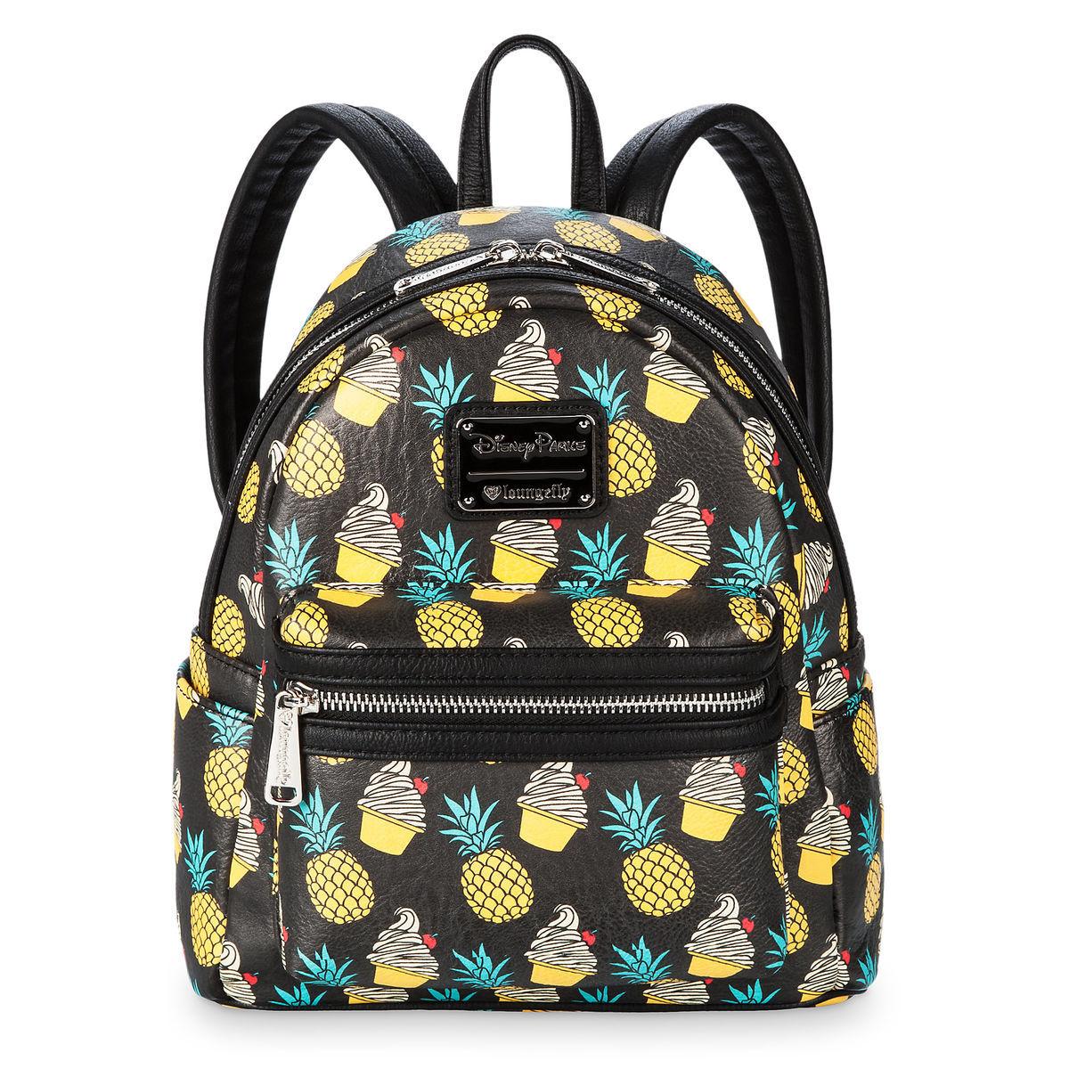 Disney Loungefly Backpack - Pineapple Dole Whip - Mini