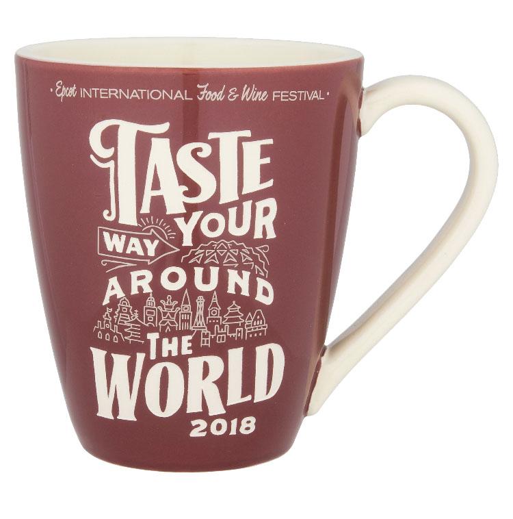 Way Mug Your And Disney Festival Taste Coffee 2018 Wine Food m0Nwv8n