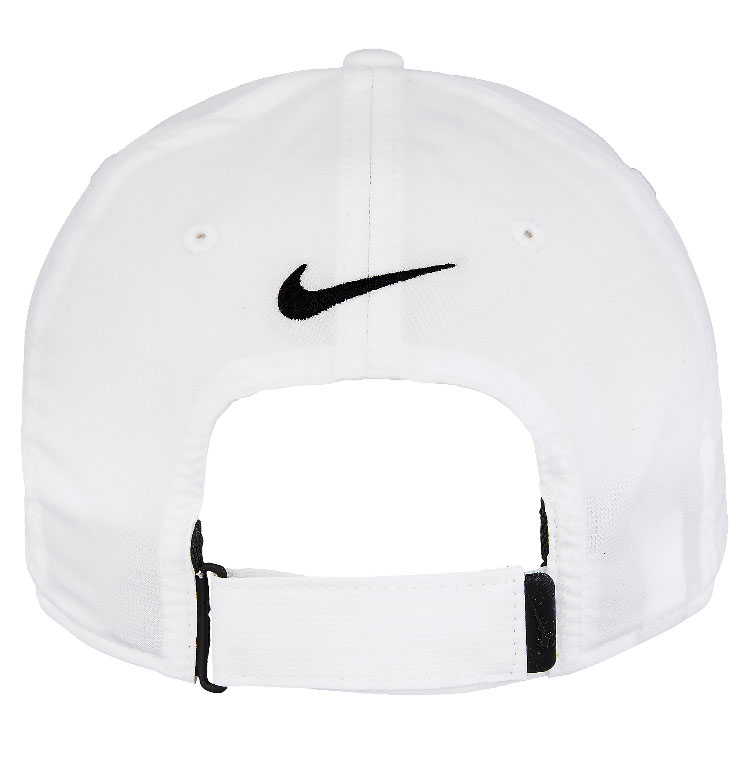Disney Hat - Baseball Cap - Nike - Mickey Mouse Performance - White 80cb3f0375d