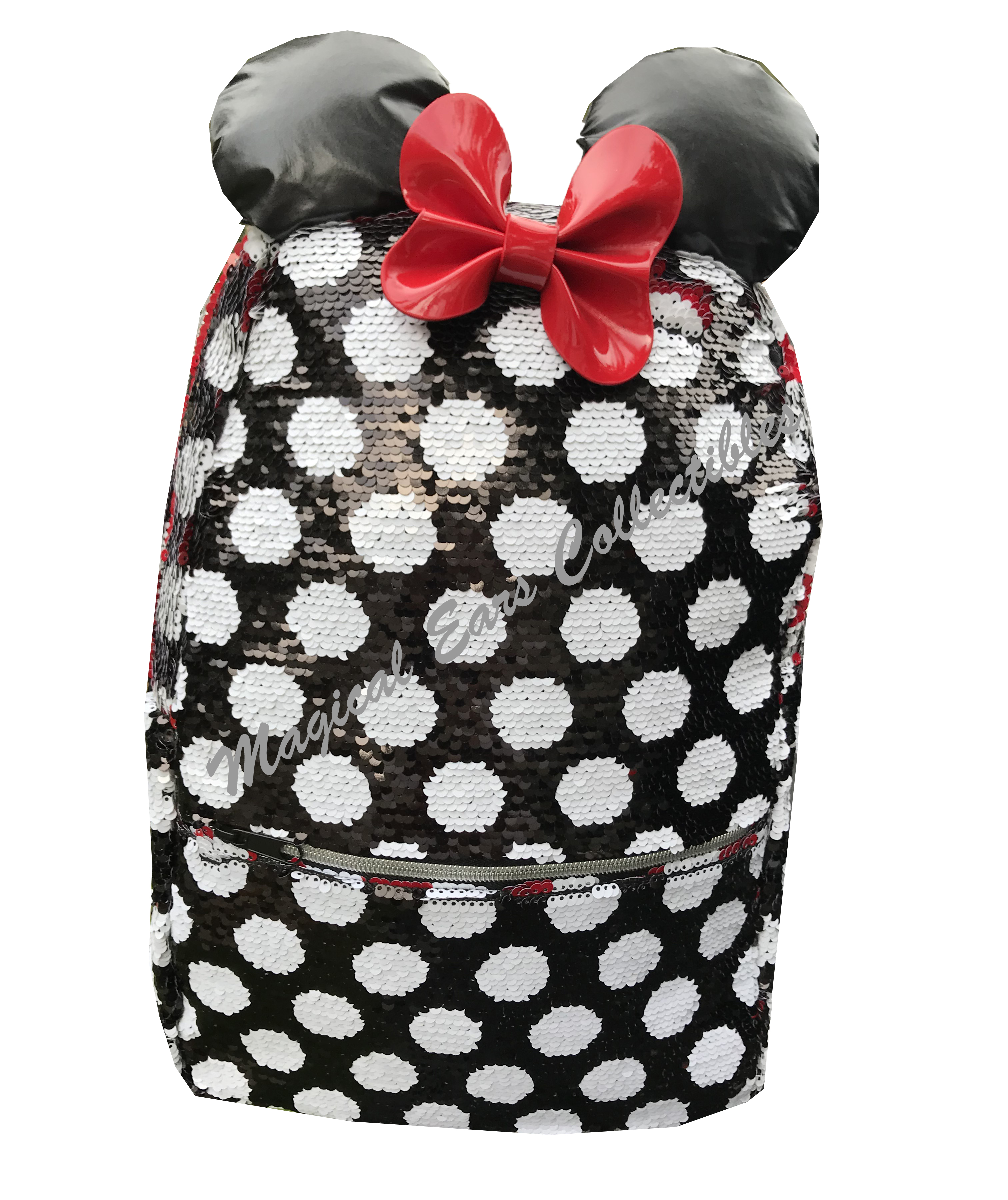 Add to My Lists. Disney Backpack Bag - Minnie Mouse Sequined ... 30cf5a0be33f4