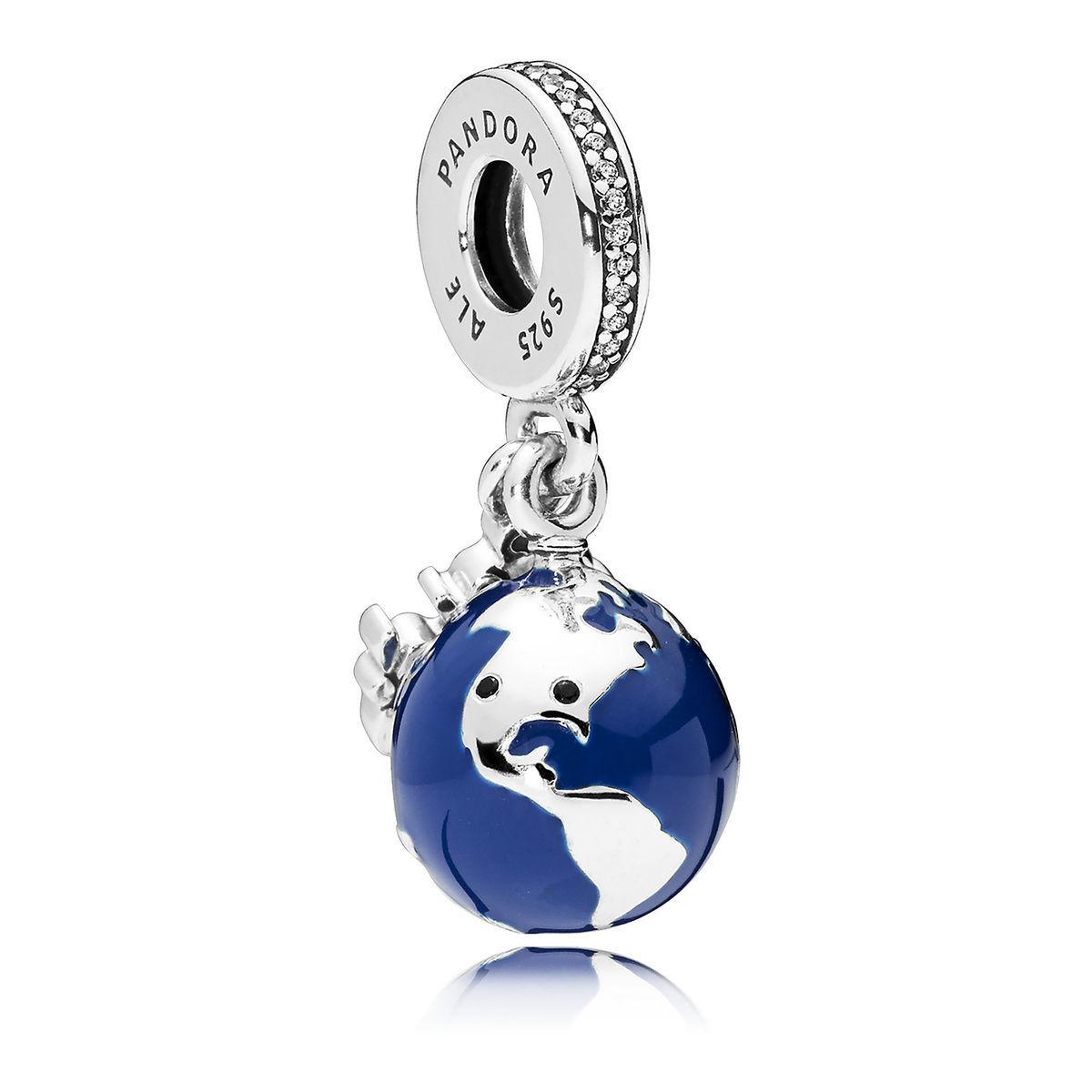 pandora charm world