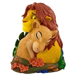 Disney Medium Figure - Simba and Nala - The Lion King