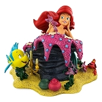 Disney Medium Figure - Ariel on Rock - The Little Mermaid