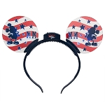 Disney Glow Ears Headband - Mickey Mouse Americana