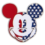 Disney Mickey Pin - Mickey Mouse Americana