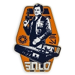 Disney Star Wars Pin - Star Wars Story - Han Solo