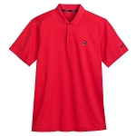 Disney Polo Shirt for Men - Nike Golf Mickey Mouse - Red