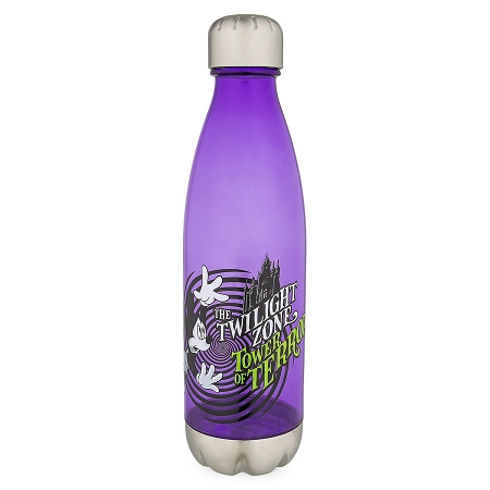 Disney Water Bottle - Tower of Terror - Mickey Mouse