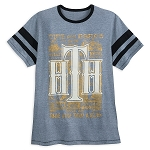 Disney Shirt for Adults - Hollywood Tower Tip Top Club T-Shirt
