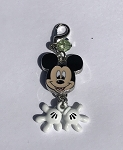 Disney Dangle Charm - Charmed in the Park - Mickey Dangle Hands