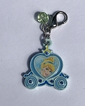 Disney Dangle Charm - Charmed in the Park - Cinderella Coach
