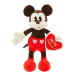 Disney Valentine's Day Plush - 2018 Mickey Mouse Pie Eyed - 9