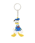 Disney Keychain - Donald Duck Standing - Rubber