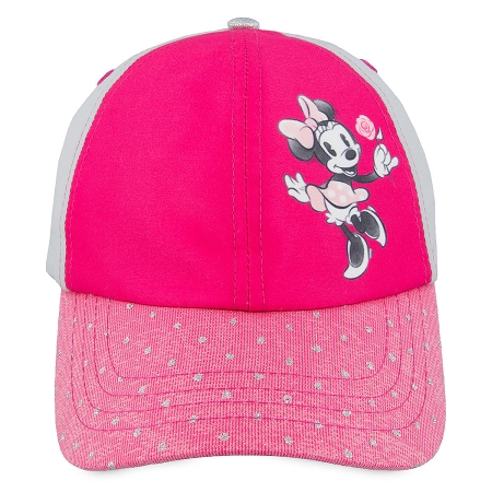 Disney Hat - Baseball Cap -  Sweet Minnie Mouse - Youth