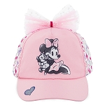 Disney Baseball Cap for Infant - Sweet Minnie Mouse