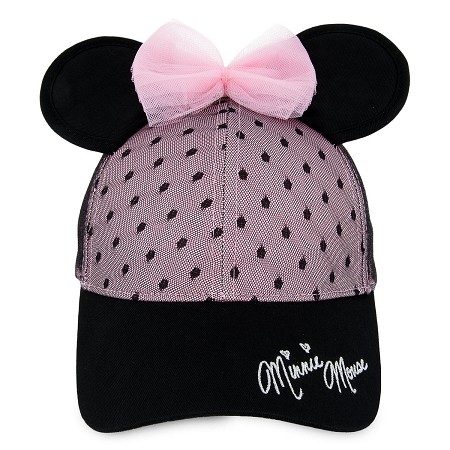 Disney Hat - Baseball Cap - Sweet Minnie Mouse