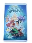 Disney Notebook - VHS Tape Illusion - The Little Mermaid