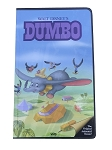 Disney Notebook - VHS Tape Illusion - Dumbo