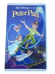 Disney Notebook - VHS Tape Illusion - Peter Pan