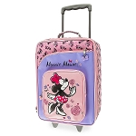 Disney Rolling Luggage - Sweet Minnie Mouse