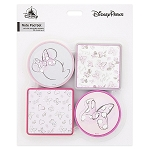 Disney Notepad Set - Sweet Minnie Mouse - 4 Pack
