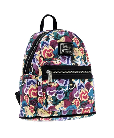 Add to My Lists. Disney Loungefly Backpack - Alice in Wonderland ... 6f31a3d6611ad