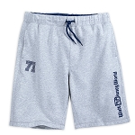 Disney Shorts for Men - Walt Disney World Resort Collegiate - Gray