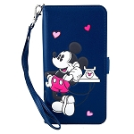 Disney Folio iPhone 8/7 Plus Case - Mickey and Minnie Sweethearts