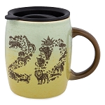 Disney Coffee Mug Tumbler - Animal Kingdom 20th Anniversary