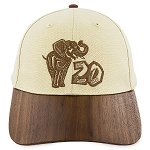 Disney Hat - Baseball Cap - Animal Kingdom 20th Anniversary