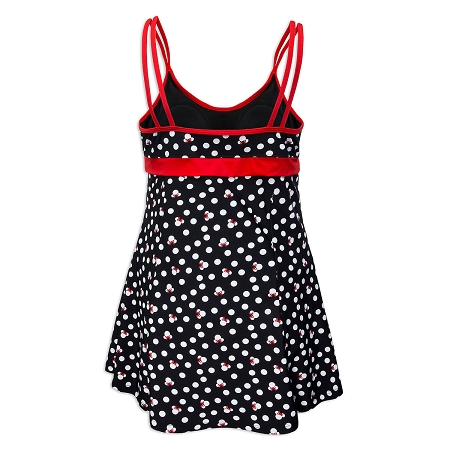 8a7d6def13 Disney Swimsuit for Women - Minnie Mouse Swim Dress