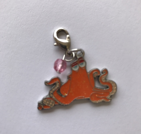 Disney Dangle Charm - Charmed in the Park - Hank