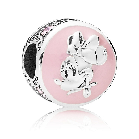 nuovo concetto fc784 795b6 Disney Pandora Charm - Minnie Mouse Vintage