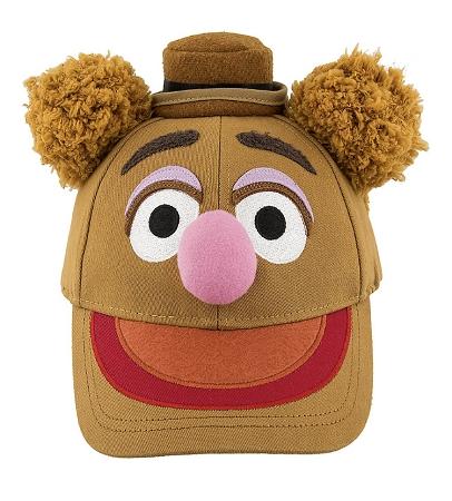 Disney Hat - Baseball Cap - Fozzie Bear - Muppets 502fe9243143