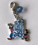 Disney Dangle Charm - Charmed in the Park - 2018 Dated