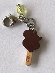 Disney Dangle Charm - Charmed in the Park - Mickey Icecream