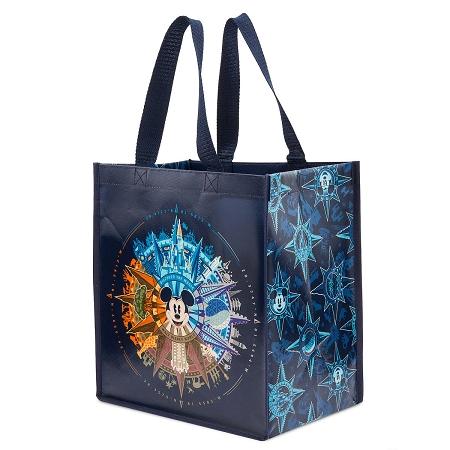 ae97026de0 Disney Tote Bag - Mickey Mouse Compass Reusable - Walt Disney World. Tap to  expand