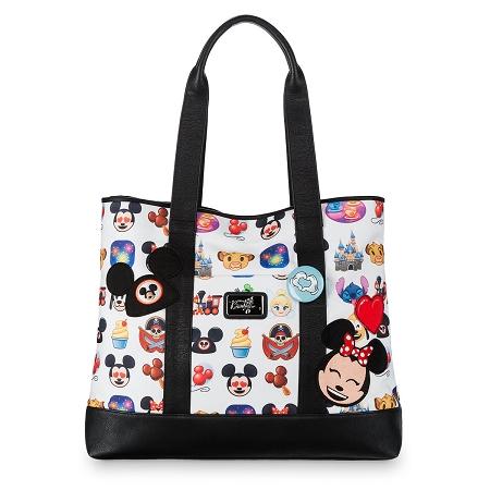ce0c2a38365 Disney Boutique Bag - Disney Parks Emoji Tote
