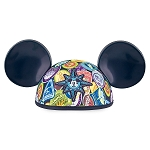 Disney Hat - Ears Hat - Mickey Mouse Compass - Walt Disney World