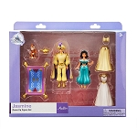 Disney Figure Set - Jasmine Dress Up - Aladdin