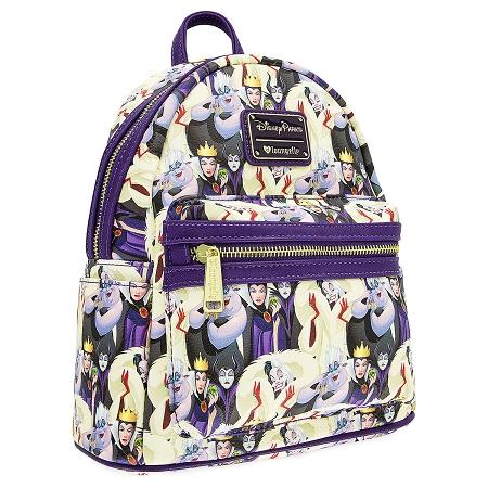 Disney Loungefly Backpack Disney Villains Mini