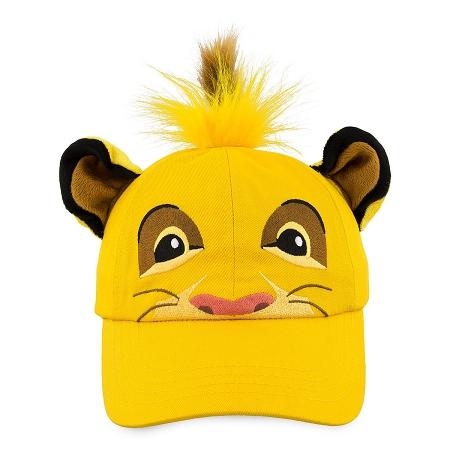 18dd8745b Disney Hat - Baseball Cap - Simba - Animal Kingdom