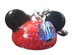 Disney Dangle Charm - Charmed in the Park - Mickey Mouse Ear Hat