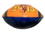 Disney Mini Football - 2015 Logo - Mickey Mouse