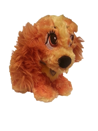 Disney Plush - Lady - Lady and the Tramp - 9