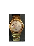 Disney Wrist Watch - Mickey Mouse - Citizen Eco-Drive for Men - Gold