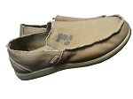 Disney Canvas Shoes for Men - Crocs - Santa Cruz Mickey Loafers