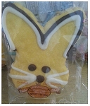 Disney Minnie Bake Shop - Coated Rice Crispy Treat - Easter Bunny