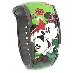 Disney Magic Band 2 - Happy Holidays - Mickey and Minnie Mouse