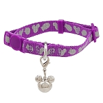 Disney Tails Cat Collar - Mickey Mouse - Purple